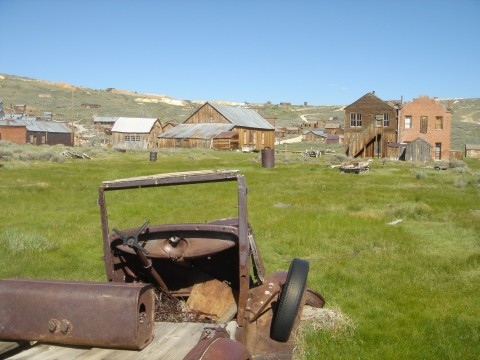 """Goodbye, God, I'm goin' to Bodie.""  (photo courtesy Lito and Jennifer Velasco)"